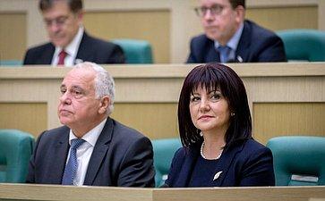 Председатель Народного Собрания Республики Болгарии Цвета Караянчева
