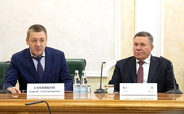 Сергей Сотников иОлег Кувшинников