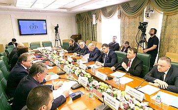 ВСФ прошло заседание Комитета поддержки жителей Юго-Востока Украины