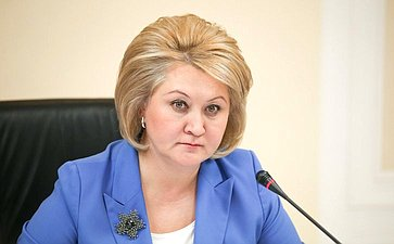 Расширенное заседание Комитета СФ понауке, образованию икультуре Врамках Дней Астраханской области