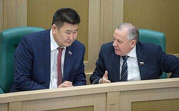 В. Мархаев иВ. Шуба
