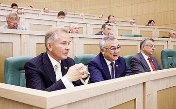 355-е заседание Совета Федерации