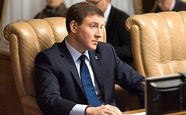 Заместитель Председателя Совета Федерации А.Турчак