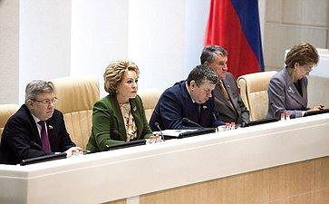 362-е заседание СФ Зал Матвиенко