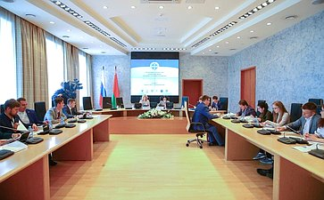 Заседание секции 3 «Межвузовское взаимодействие»