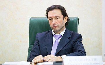 М.Кавджарадзе поздравил жителей Липецкой области сДнем защитника Отечества