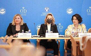 Тематическая сессия «Глобальная корпоративная ответственность винтересах женщин»