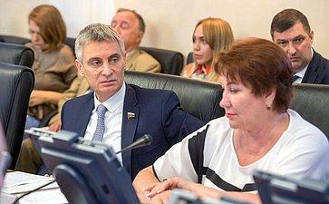 С. Фабричный иЕ. Перминова