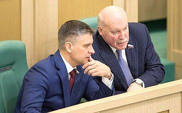 Ю. Архаров иД. Мезенцев