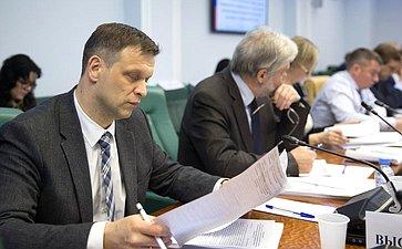 «Круглый стол» натему «Механизмы государственной поддержки экспортно-ориентированных промышленных предприятий, направленные надостижение международной конкурентоспособности российских товаров, работ, услуг