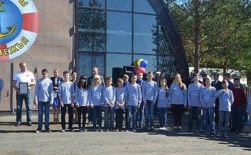 ВЦентре образования, оздоровления детей иразвития туризма «Корабелы Прионежья» Вологодской области