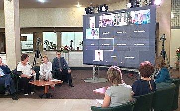 Александр Башкин принял участие вТретьем фестивале солидарности сорфанными пациентами «Редкая жара» вАстрахани