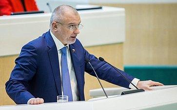 385-е заседание Совета Федерации
