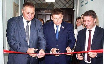 Николай Журавлев провел ряд встреч