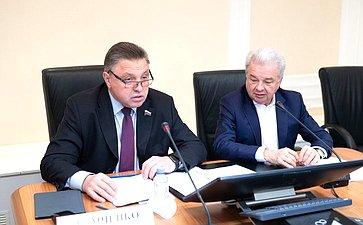 Заседание Рабочей группы помодернизации законодательства РФ вобласти потребительской кооперации