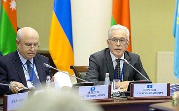 Делегация СФ приняла участие вмероприятиях осенней сессии МПА СНГ вСанкт-Петербурге
