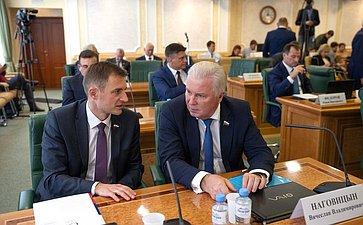 Дмитрий Шатохин иВячеслав Наговицын