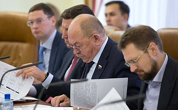 «Круглый стол» натему «Совершенствование механизмов государственно-частного партнерства»