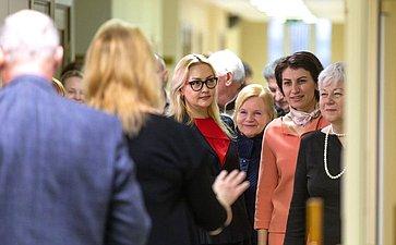 Открытие вСовете Федерации выставки картин «Море. Севастополь. Небо»