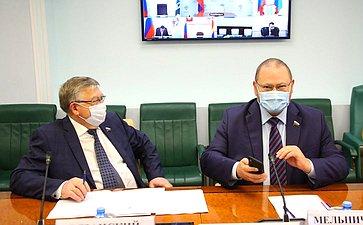 Валерий Рязанский иОлег Мельниченко