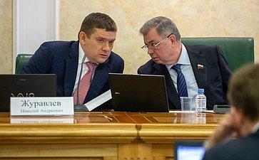 Николай Журавлев иАнатолий Артамонов