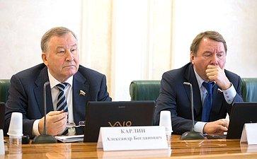 Александр Карлин иВладимир Кожин