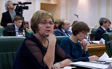 Г. Николаева приняла участие в парламентских слушаниях на тему «Практика и направления совершенствования проведения единого государственного экзамена в Российской Федерации»