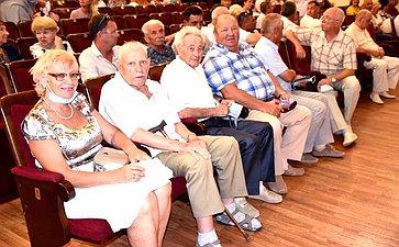 Торжественное собрание впреддверии Дня строителя вСевастополе