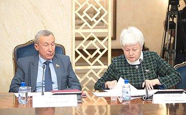 А. Климов иО. Тимофеева