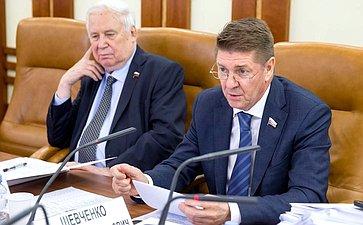 Николай Рыжков иАндрей Шевченко