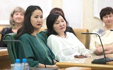 Церемония награждения финалистов Всероссийского конкурса социально-активных технологий воспитания молодежи
