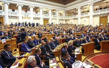 Сорок седьмое пленарное заседание МПА СНГ