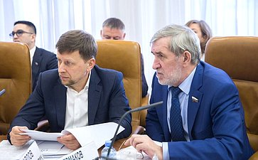 Вадим Харлов иАлександр Ермаков