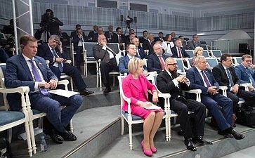 Встреча сенаторов спредставителями деловых кругов Словацкой Республики