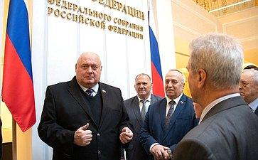 Сергей Аренин провел встречу светеранами органов внутренних дел России