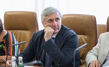 Заседание комитета по международной политике-3 Каноков