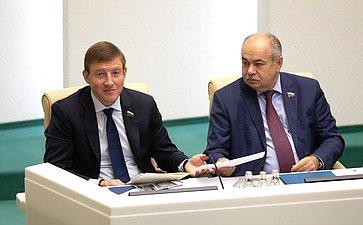 Андрей Турчак иИльяс Умаханов