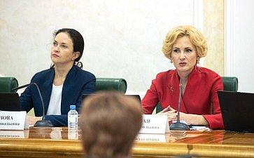 Заседание Президиума Совета законодателей Российской Федерации при федеральном Собрании