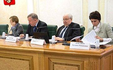 Научно-практическая конференция натему «Совет Федерации– 25 лет: практика, уроки, выводы»