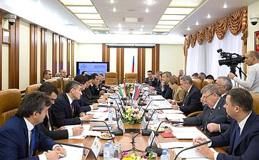 «Круглый стол» Комитета СФ поконституционному законодательству игосударственному строительству осовершенствовании трудовой миграции