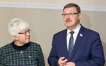 О. Тимофеева иК. Косачев