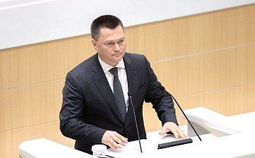 Генеральный прокурор России Игорь Краснов