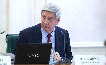 И. Мельников