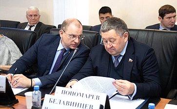 Константин Долгов иМихаил Пономарев
