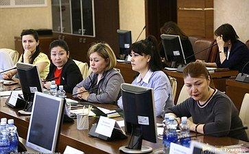 Заседание Временной комиссии Совета Федерации посовершенствованию правового регулирования всфере госконтроля (надзора) имуниципального контроля вЯкутске