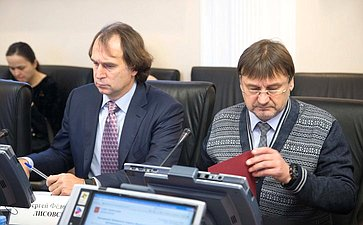 Сергей Лисовский иВладимир Лебедев