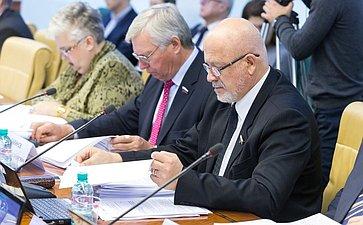 Расширенное заседание Комитета СФ по науке, образованию и культуре