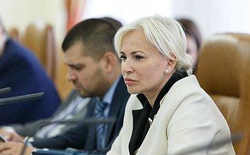 ВСовете Федерации состоялось заседание группы посотрудничеству сПарламентом Греческой Республики