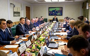 Заседание Комитета СФ поэкономической политике