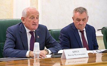 Виктор Кресс иВладимир Бекетов